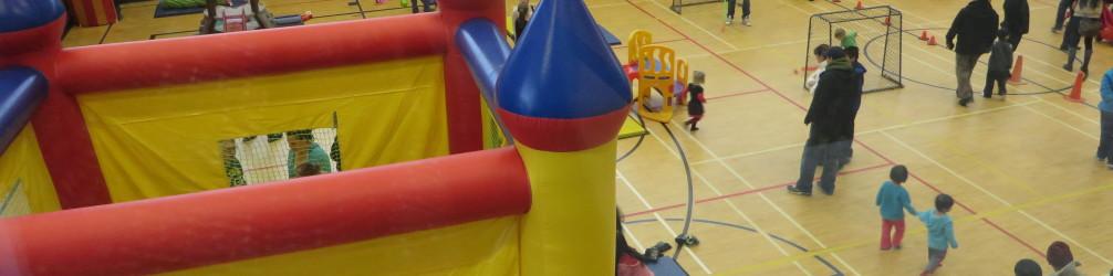 Parent & Tot Play Gym (0-5 yrs)